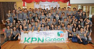 Executives and Employees of KPN Green Participate in the 2017 Annual Seminar