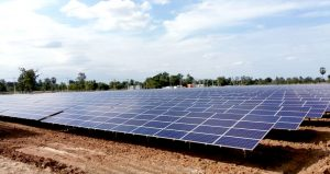 Khlong Thap Chan Solar Power Station Ready to Commercially Supply Electricity