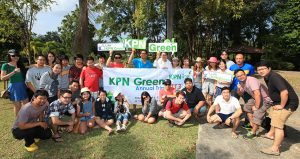 KPN Green Held the 2013 Annual Outing Activities