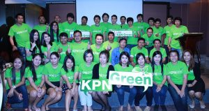 KPN Green Celebrates the 3rd Founding Anniversary