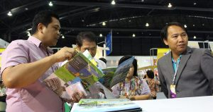 """Thailand Industry Expo 2016 under the concept of """"Thailand Industry 4.0: Next Challenge towards Sustainable Future"""""""