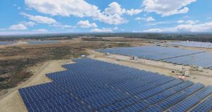 Progress on the Construction of the Super Energy Group Solar Power Plant (Cha-Am) in June-July 2016
