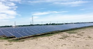 Progress on the Construction of Super Energy Group Solar Power Plant (Khao Yoi) in June-July 2016