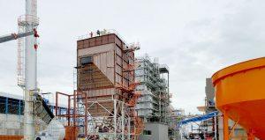 Progress on the Construction of 9 MW Kamphaengphet Biomass Power Plant Project in June-July 2016