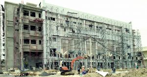 Progress on the Construction of Samut Sakhon 1 High-Voltage Power Station in June-July 2016