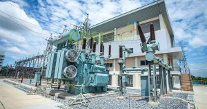 Chachoengsao High Voltage Substation
