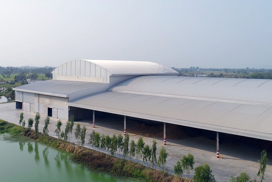 Solar Roof Top TSP Rice